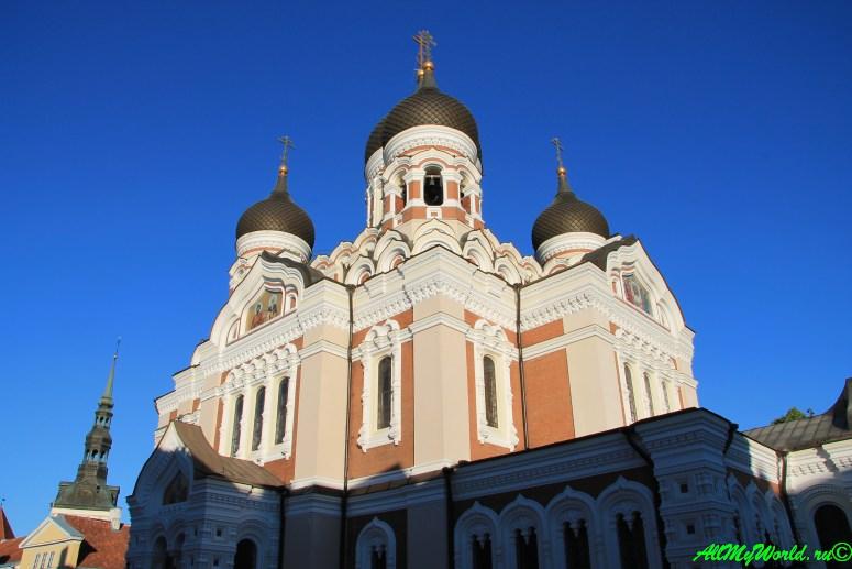 Достопримечательности Таллина - собор Александра Невского