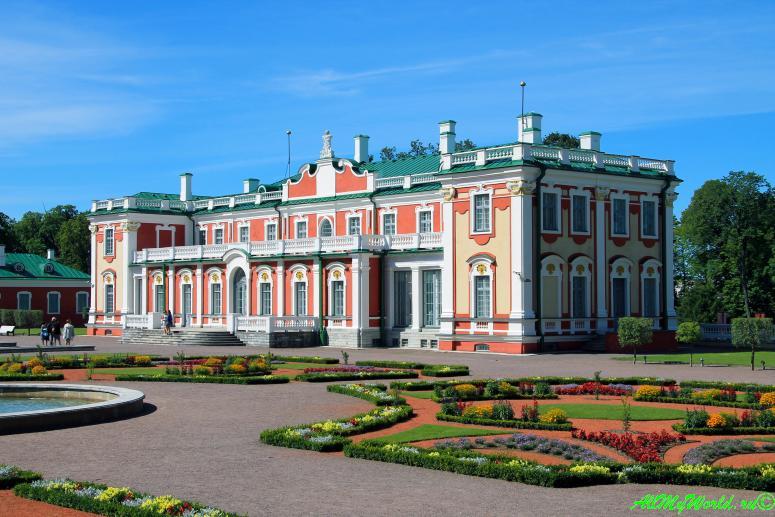 Достопримечательности Таллина - Кадриорг