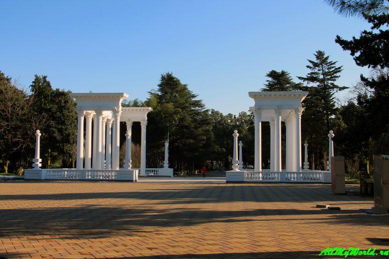 Грузия: отдых в Батуми