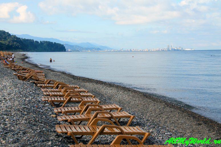 Все пляжи Грузии - какой выбрать для отпуска?