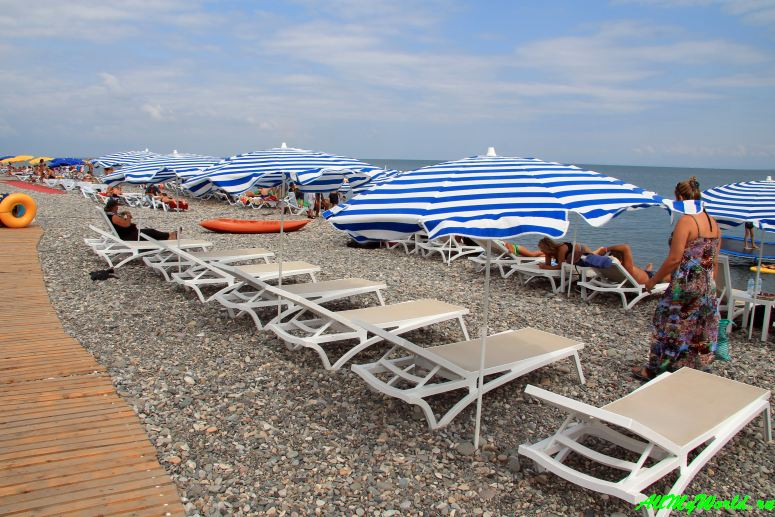Пляжи Батуми: карта, описание, фото, отзывы