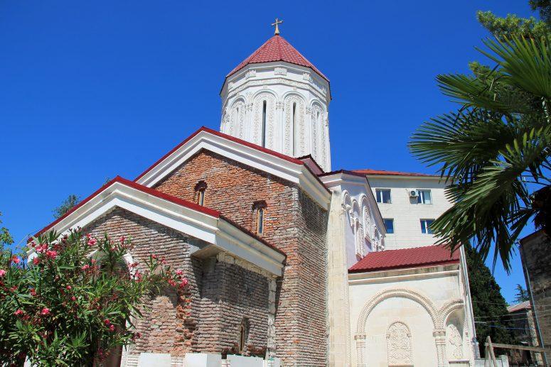 Достопримечательности Кутаиси: церковь святых Давида и Константина