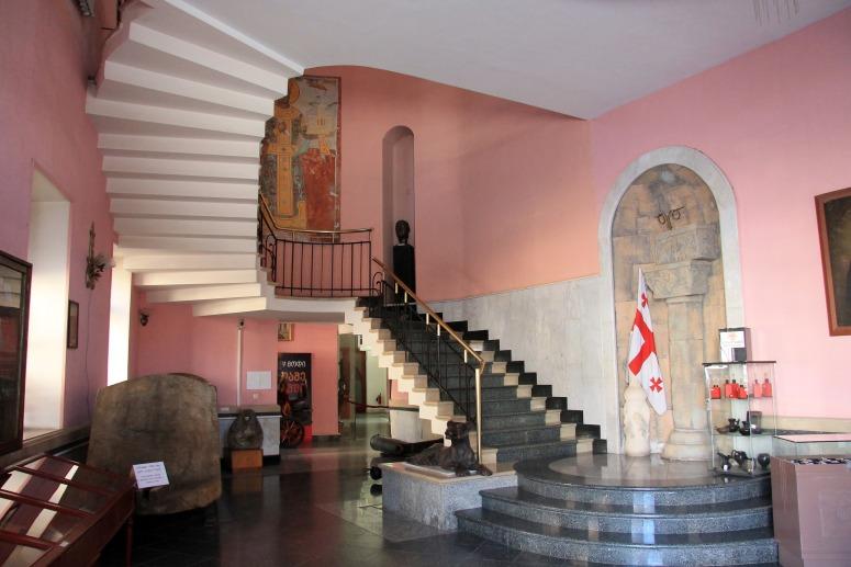 Достопримечательности Кутаиси: Исторический музей