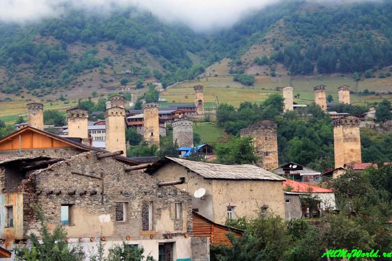 Грузия, Сванетия - полный путеводитель
