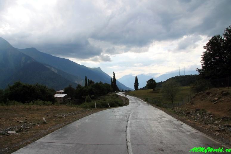 Как добраться до Сванетии из Москвы, Тбилиси, Кутаиси и Батуми