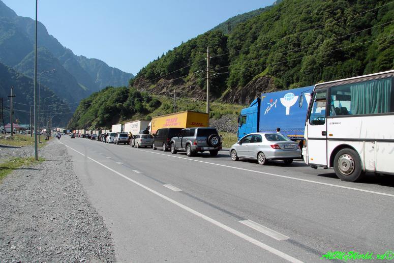 Как добраться из Москвы до Тбилиси через Владикавказ