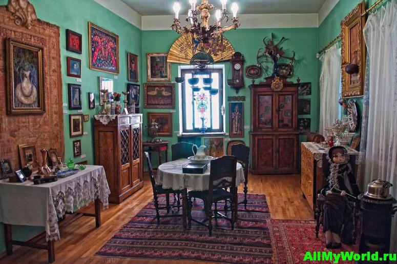 Достопримечательности Еревана - дом-музей Параджанова