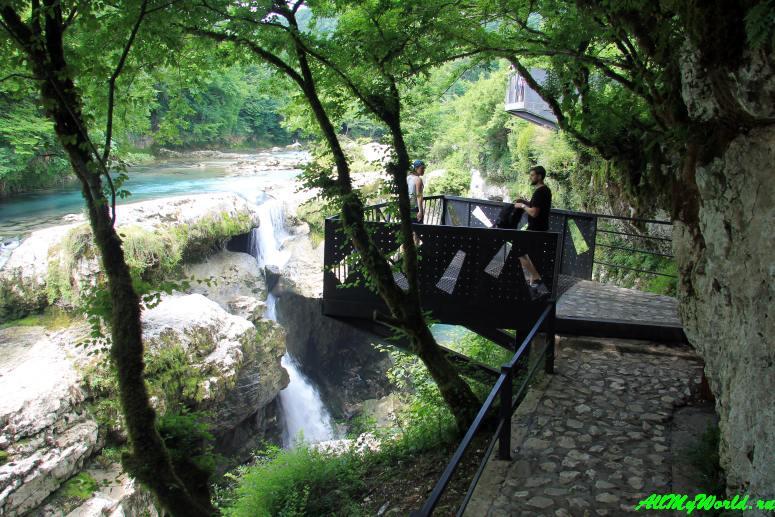 Грузия, Мартвильский каньон: описание, фото, практическая информация