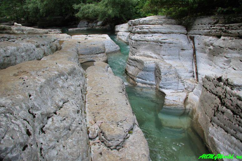 Водопад Кинчха, Грузия: фото, как добраться, карта