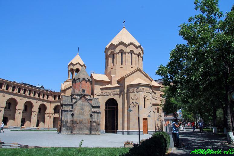 Что посмотреть в Армении - Ереван