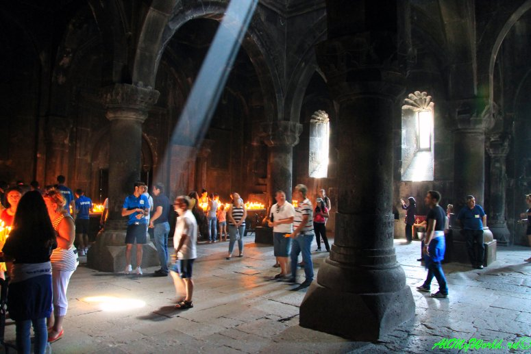 Что посмотреть в Армении - монастырь Гегард