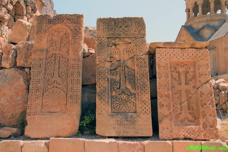 Что посмотреть в Армении - хачкары