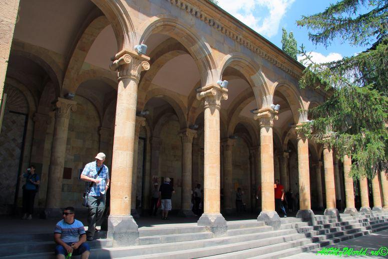 Что посмотреть в Армении - Джермук