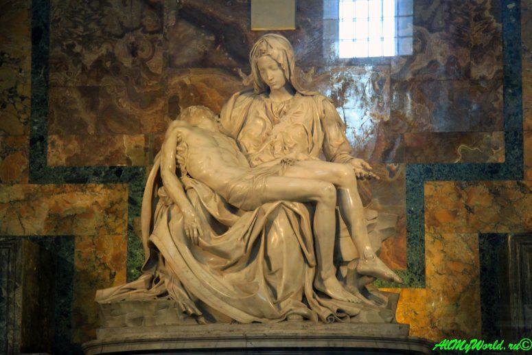 Что посмотреть в Риме: Ватикан
