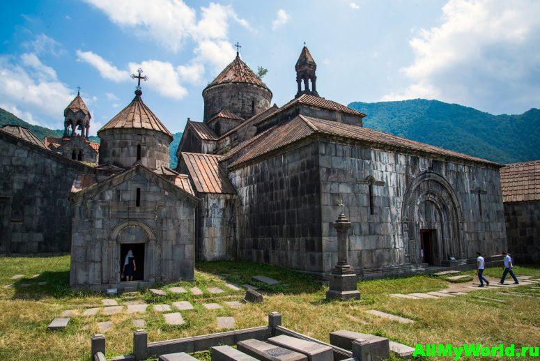 Что посмотреть в Армении - монастырь Ахпат