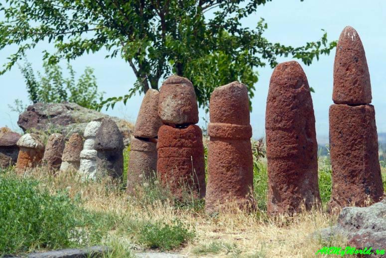 Достопримечательности Армении - Мецамор