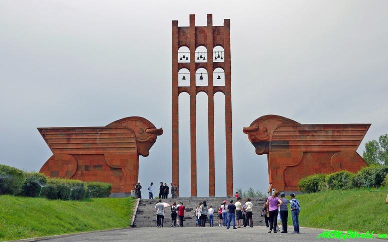 Достопримечательности Армении - Сардарапат