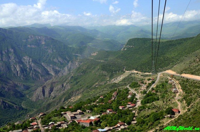 Достопримечательности Армении - Цахкадзор