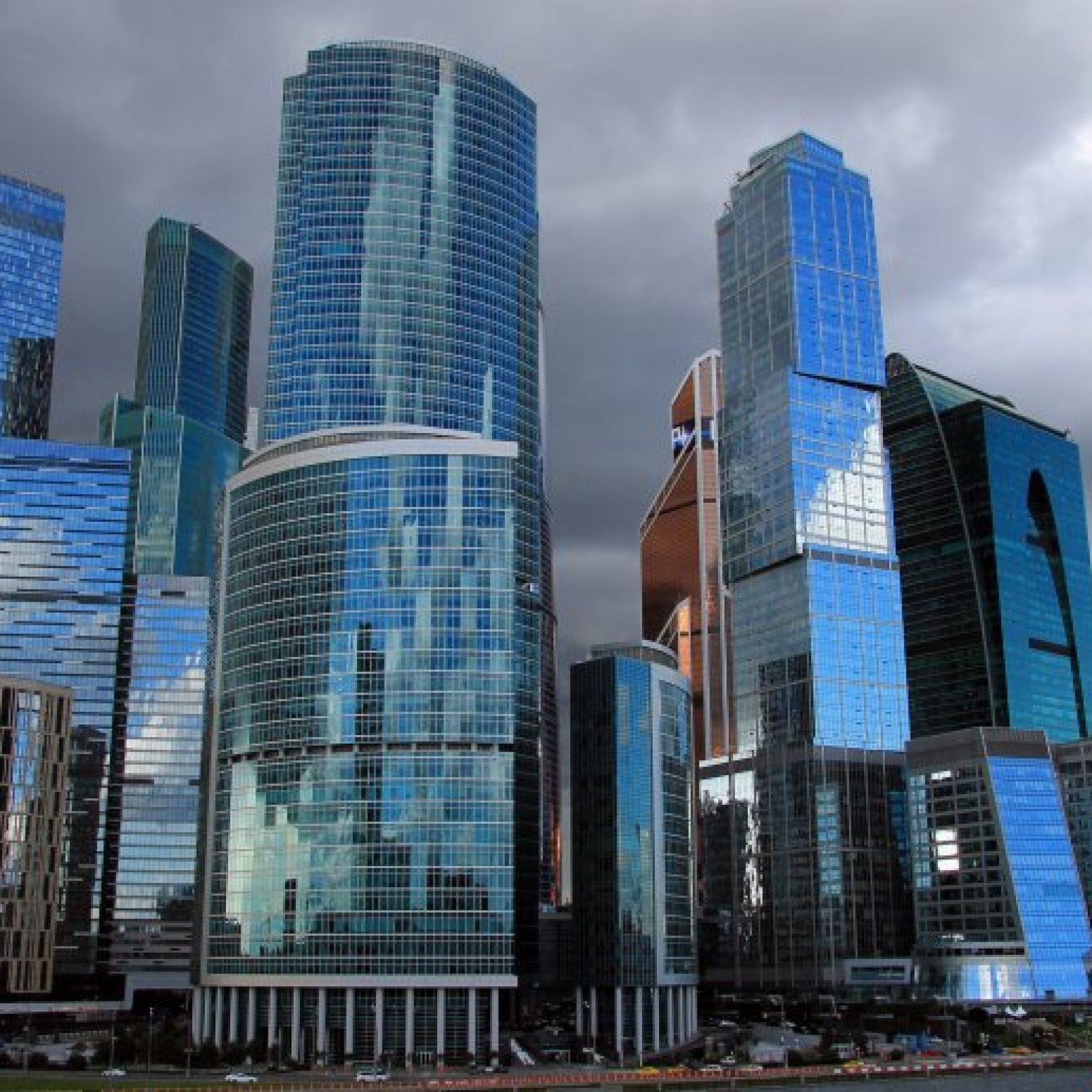 Достопримечательности Москвы: Москва-сити