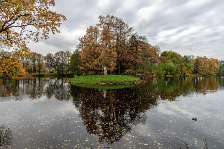 Достопримечательности Санкт-Петербурга - Парк на Елагинском острове