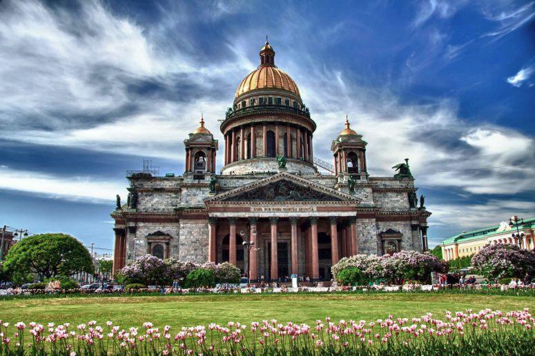 Достопримечательности Санкт-Петербурга - Исаакиевский собор