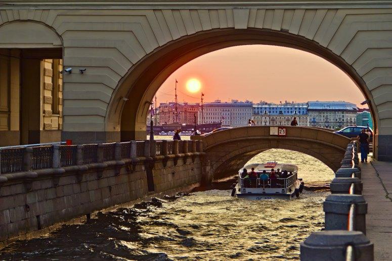 Достопримечательности Санкт-Петербурга - реки и каналы