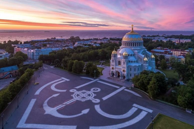 Достопримечательности Санкт-Петербурга - Кронштадт