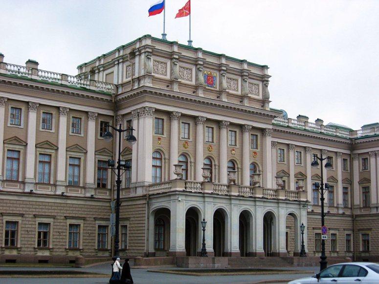 Достопримечательности Санкт-Петербурга - Мариинский дворец
