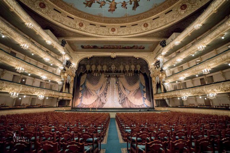 Достопримечательности Санкт-Петербурга - Мариинский театр