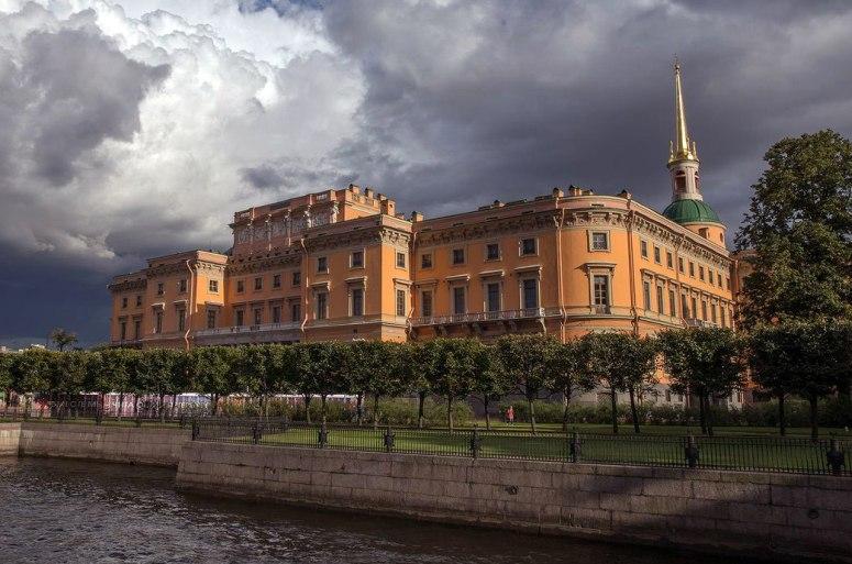 Достопримечательности Санкт-Петербурга - Михайловский замок