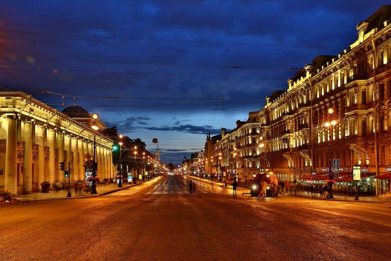 Достопримечательности Санкт-Петербурга - Невский проспект