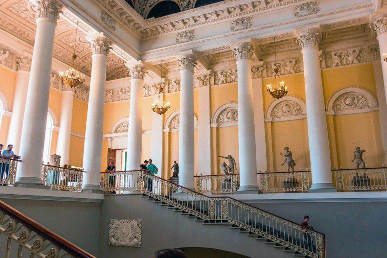 Достопримечательности Санкт-Петербурга - Русский музей