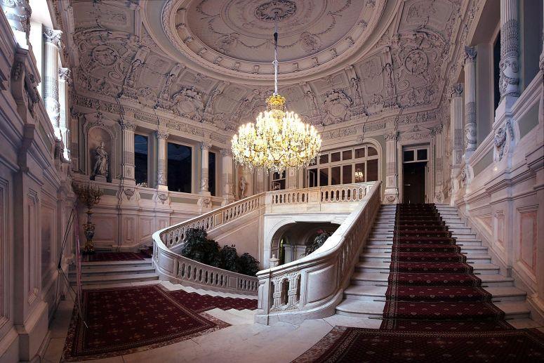 Достопримечательности Санкт-Петербурга - Юсуповский дворец