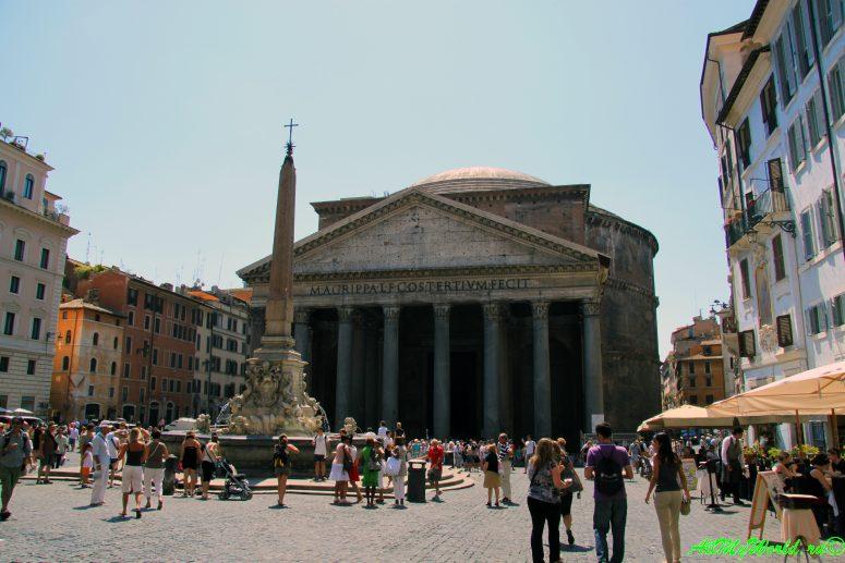 Достопримечательности Рима: Пантеон