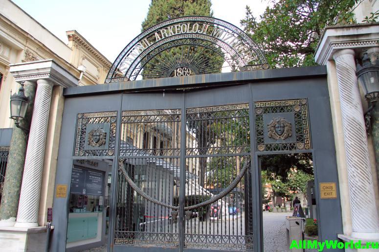 Достопримечательности Стамбула - Археологический музей