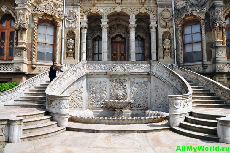 Достопримечательности Стамбула - дворец Бейлербей