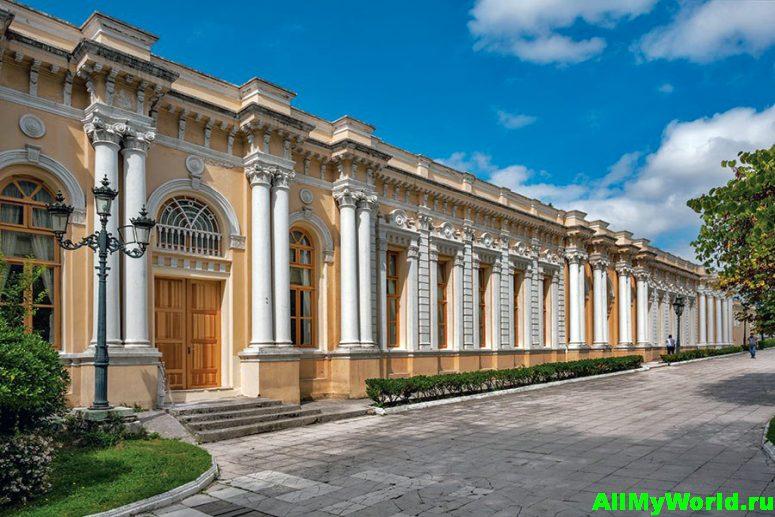 Достопримечательности Стамбула - дворец Йылдыз