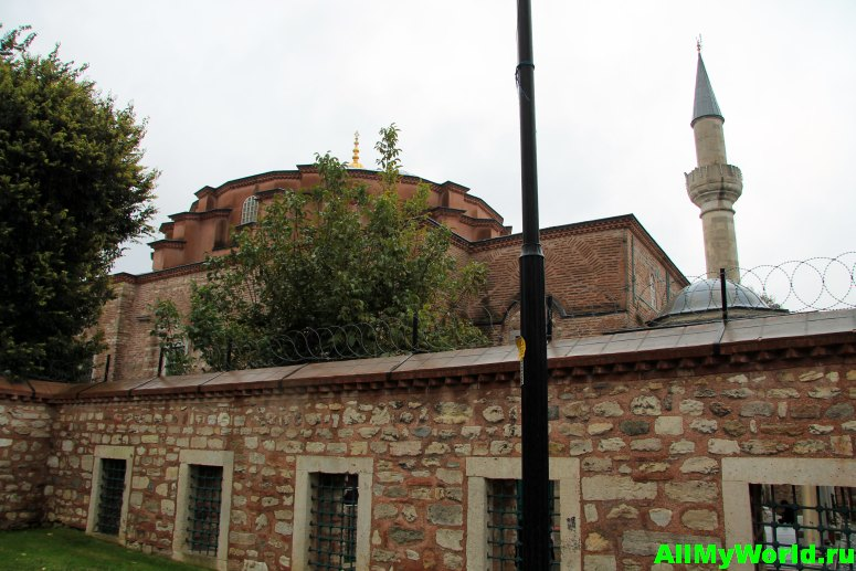 Достопримечательности Стамбула - церковь Сергия и Вакха