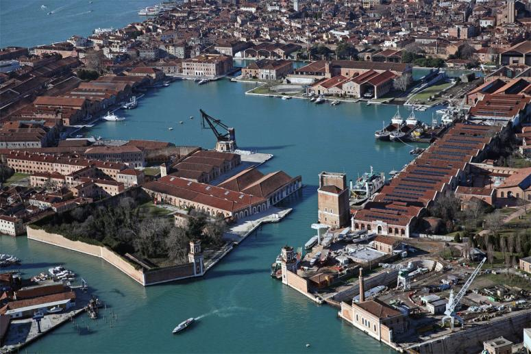 Достопримечательности Венеции: Арсенал