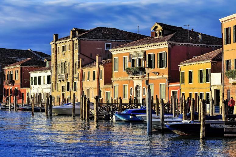 Достопримечательности Венеции: остров Мурано