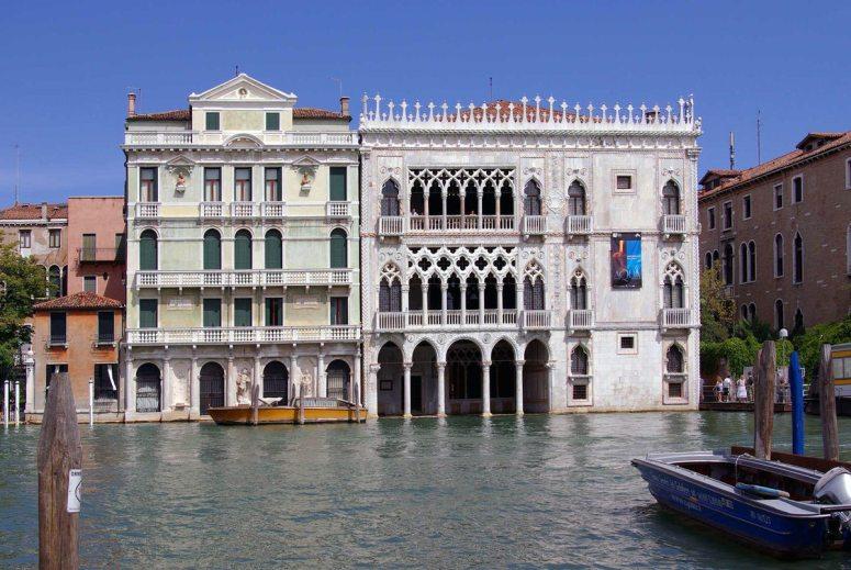 Достопримечательности Венеции: палаццо Ка д'Оро