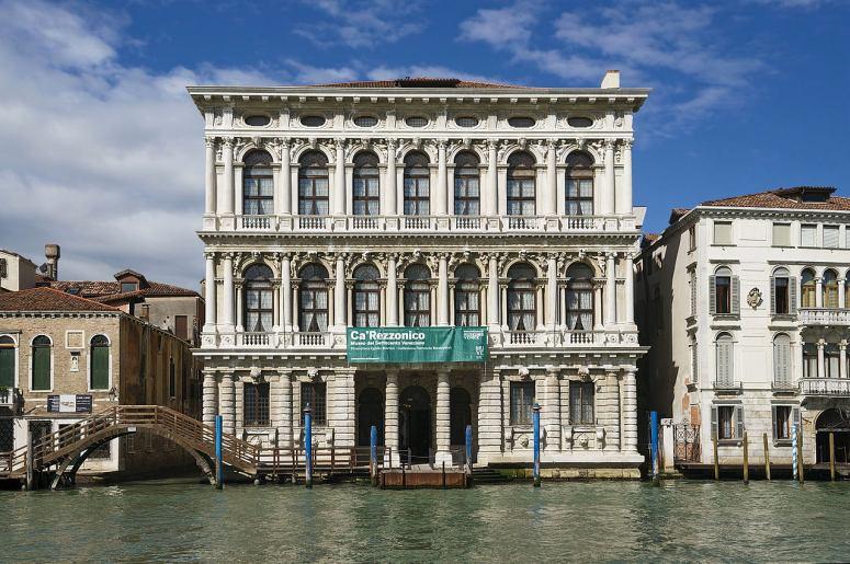 Достопримечательности Венеции: Ка'Реццонико