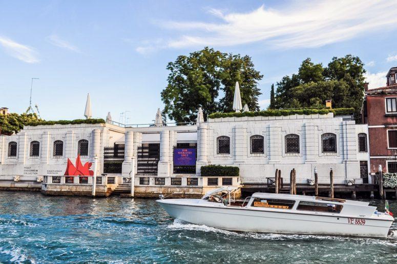 Достопримечательности Венеции: музей Пегги Гуггенхайм