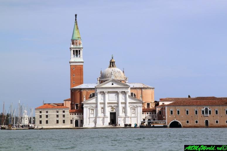 Достопримечательности Венеции: собор Сан-Джорджо-Маджоре