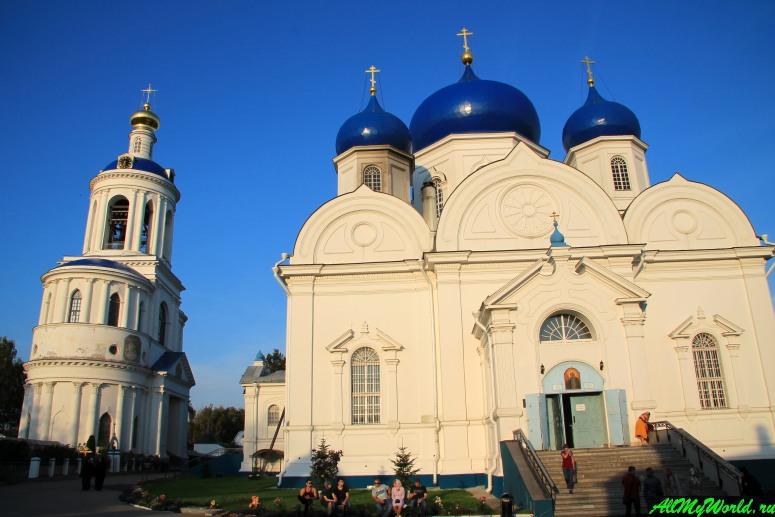 Достопримечательности Владимира - Боголюбский монастырь