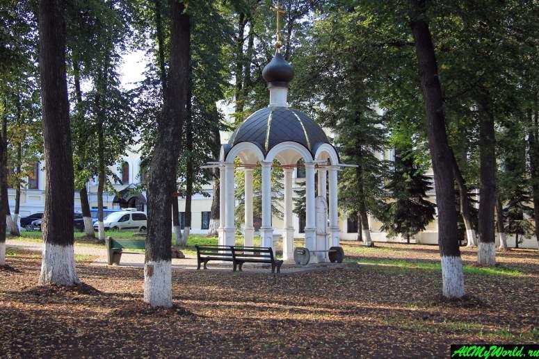 Достопримечательности Владимира - Богородице-Рождественский монастырь