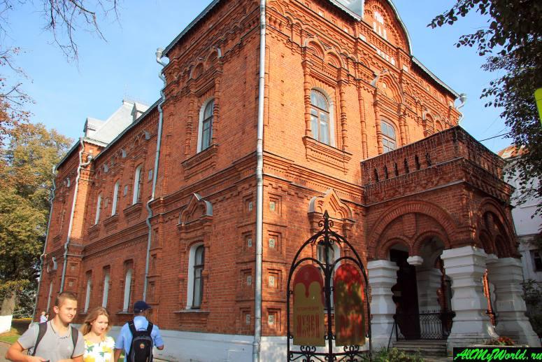 Достопримечательности Владимира - Исторический музей