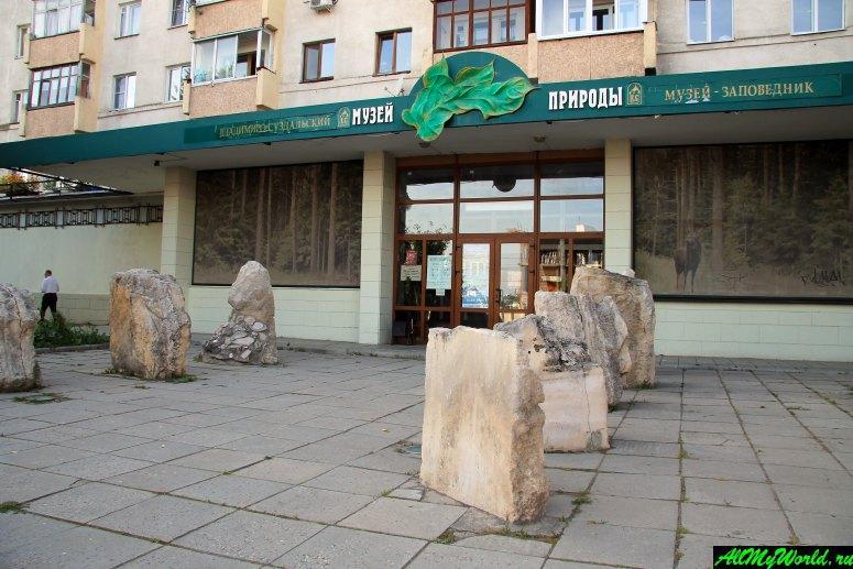 Достопримечательности Владимира - Музей природы