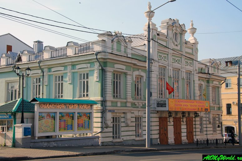 Достопримечательности Владимира - Областной театр кукол
