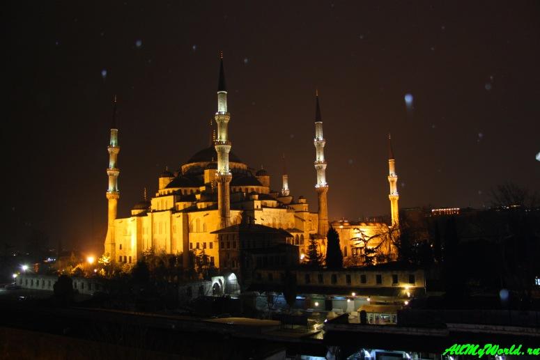 Погода в Стамбуле по месяцам - когда лучше ехать